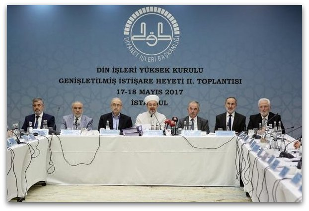 Din İşleri Yüksek Kurulu Toplantısı kararları açıklandı…