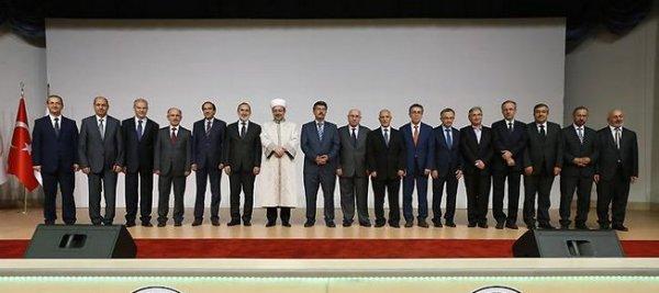 Din İşleri Yüksek Kurulu yeni Başkanını seçti