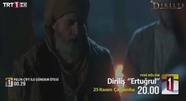 Diriliş Ertuğrul 35. Bölüm Fragmanı- 25.11.2015