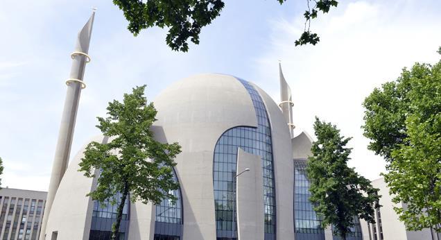 DİTİB Köln Merkez Camisi ibadete açıldı…