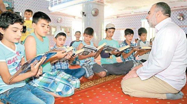 Diyanerbakırlılar Kur'an'a koşuyorlar
