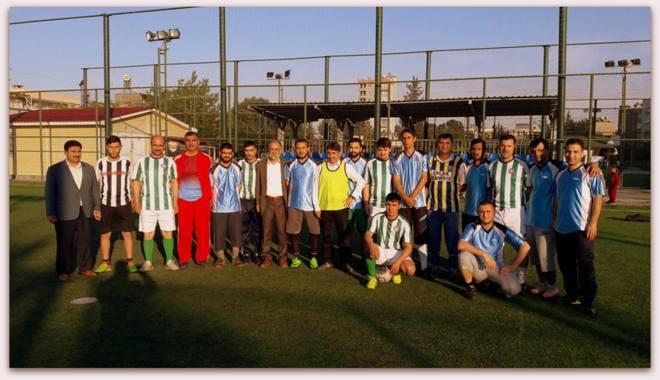 Diyanet Sen Hali Saha Futbol Turnuvası Sona Erdi