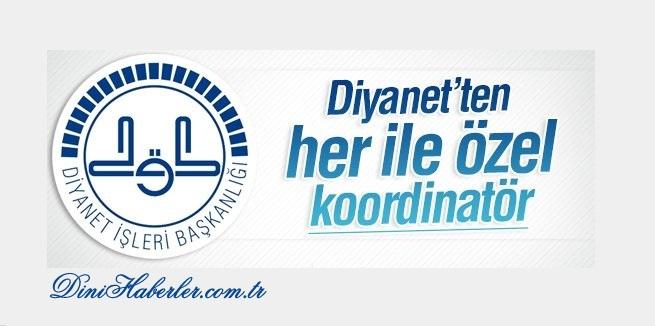 Diyanetin koordinatörleri 81 ilde engellilere REHBERLİK yapıyor