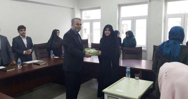 Diyarbakır\'da Kur\'an-ı Kerim yarışması düzenlendi