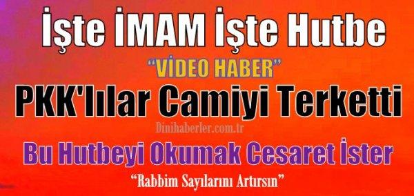 Diyarbakırlı imamdan HDP'ye karikatür tepkisi