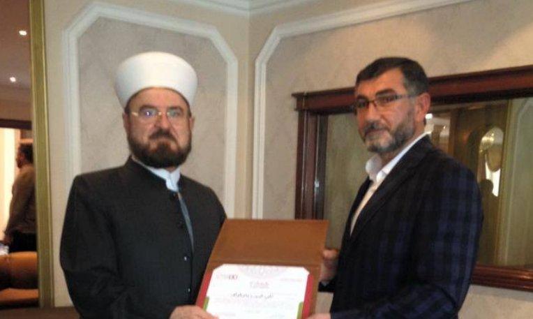 Dünya Müslüman Âlimleri Birliği Genel Sekreteri Prof. Dr. Ali Karadaği