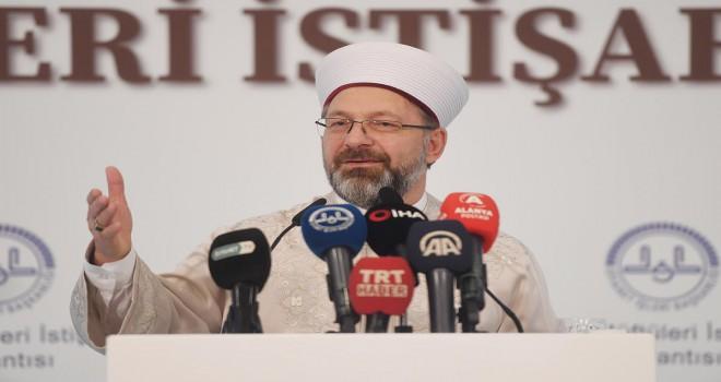 37. İl Müftüleri İstişare Toplantısı Antalya'da başladı