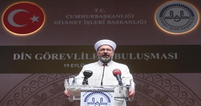 İslam'da hayatın, şehrin ve medeniyetin merkezinde cami vardır