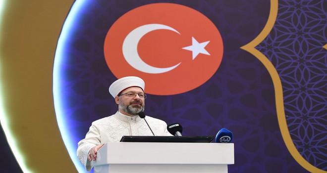 6. Din Şûrası Ankara'da başladı