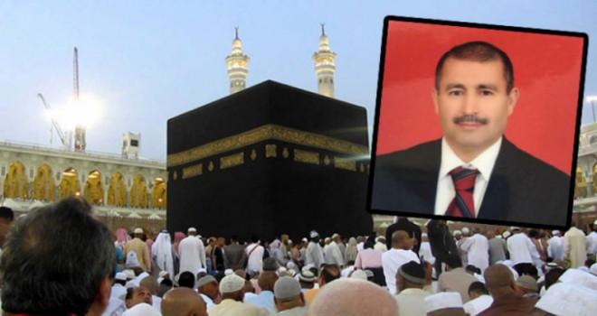 imam umre görevindeyken vefat edip, Mekke'ye gömüldü
