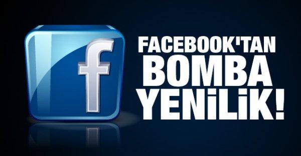 Facebook'tan bomba yenilik! Artık profilinize...