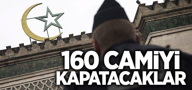 Fransa 160 camiyi kapatmayı planlıyor