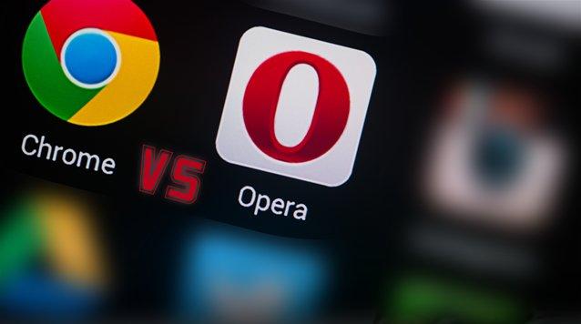Google Chrome düşüşte, Opera revaçta!