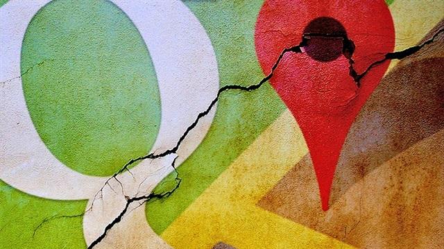 Google Haritalar \'tam anlamıyla\' Türkiye\'de!