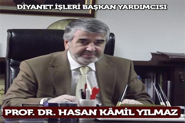 Hasan Kamil Yılmaz: Önce Eş, Sonra İş ve Aş!