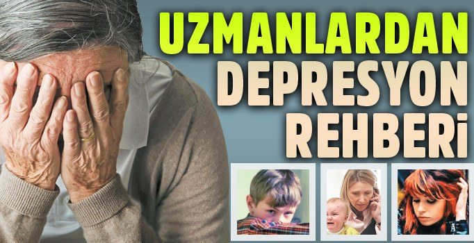 Her yaşta depresyonla mücadele