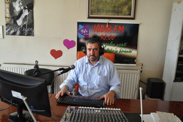 Iğdır'da Ramazan Coşkusu Başladı