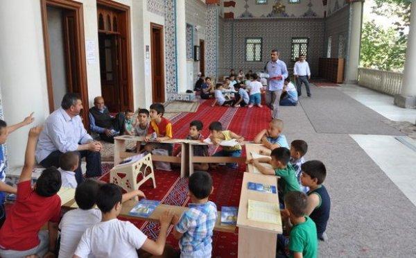 Iğdır'da Yaz Kur'an Kursları Büyük Bir Heyecanla BaşladıAnchor