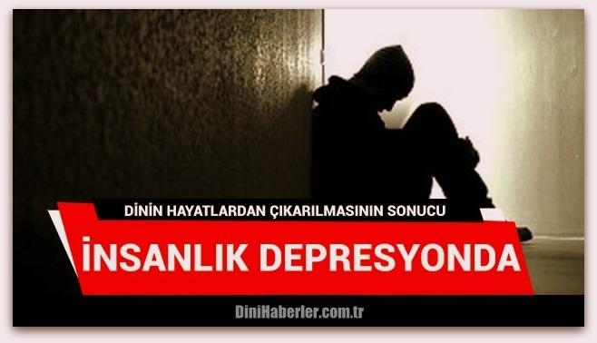 İnsanlık Depresyonda