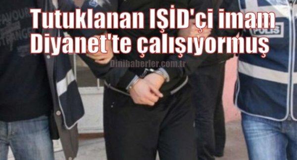 IŞİD'ci imam hapiste