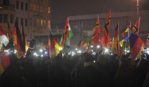 İslam karşıtı PEGIDA İsveç'te feshedildi