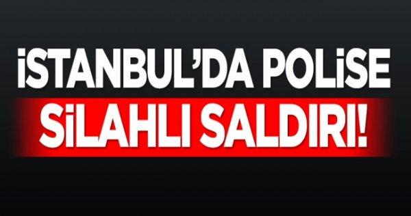 istanbul'da polis merkezine silahlı saldırı!