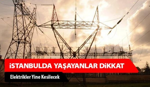 İstanbulda Yaşayanlar Dikkat