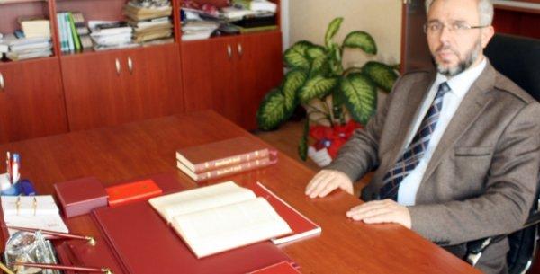 Kayseri İl Müftülüğüne Doç. Dr. Şahin GÜVEN Atandı