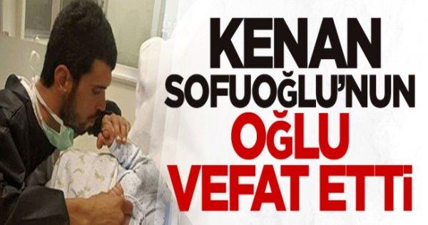 Kenan Sofuoğlu'nun oğlu vefat etti
