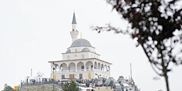 Kıble Dağı'nda ilk Cuma Kılındı