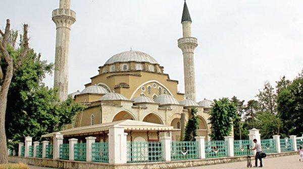Kırım'da Mimar Sinan imzası