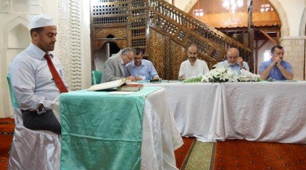 """Kur'an-ı Kerim'i Güzel Okuma"""" bölge finali Kahramanmaraş'ta Yapıldı"""
