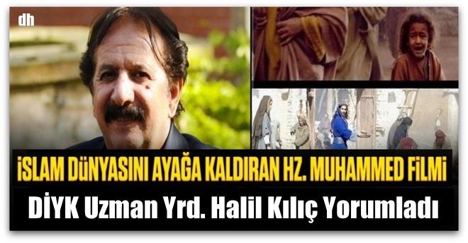 """MajidMajidi'nin """"Muhammed (sav)"""" adlı film Üzerine"""