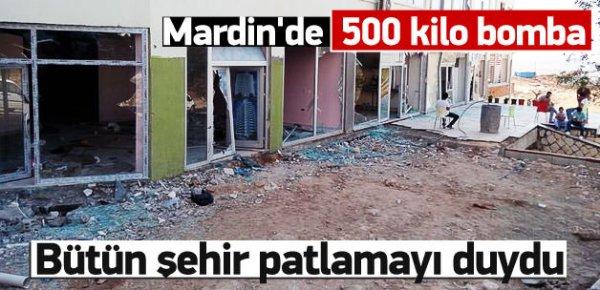 Mardin'de facia vatandaşın ihbarıyla önlendi