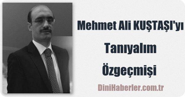 Mehmet Ali KUŞTAŞI\'yı Tanıyalım