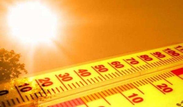Meteoroloji'den haftasonu için 'sıcak' uyarısı