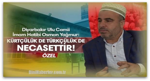 Osman Yağmur, Kürtçülük de, Türkçülük de necasettir!