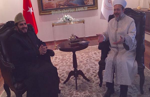 Pakistanlı hafız Türkiye\'de Kur\'an ziyafeti verecek