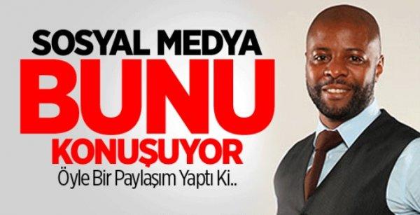 Pascal Nouma Sosyal Medyayı Salladı