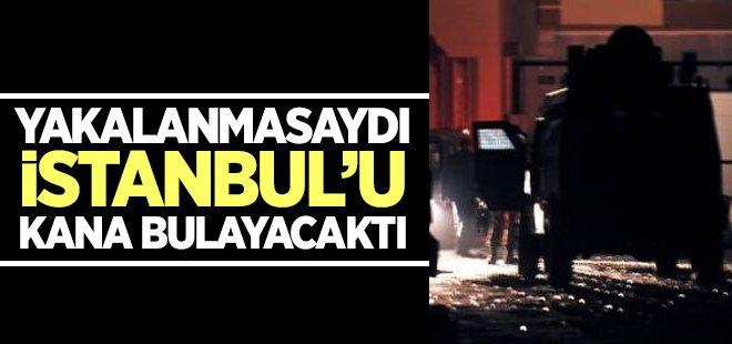 PKK İstanbul\'u kana bulayacaktı