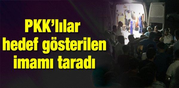 PKK'lılarda Kur'an Hafızı'na silahlı saldırı