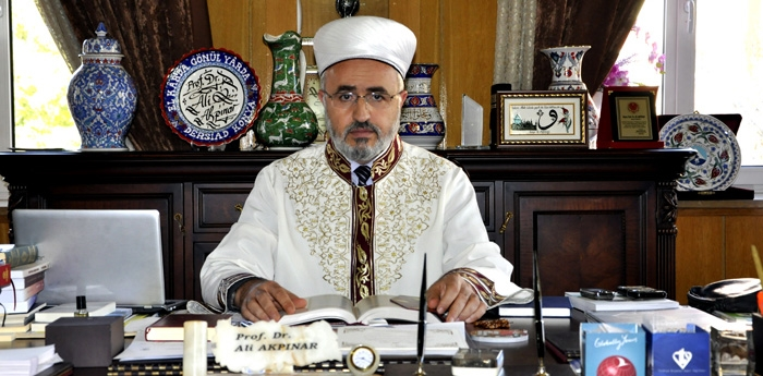 Prof. Dr. Ali AKPINAR\'ı Tanıyalım