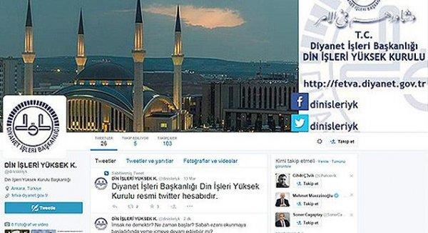 Ramazanla ilgili dini sorulara verilen cevaplar sosyal medyada