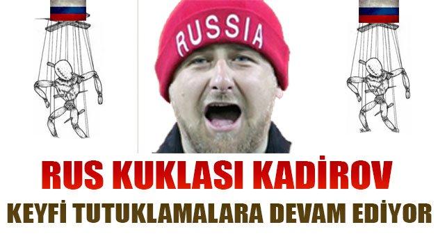 Çeçen kukla Kadirov ve çevirdiği filmler
