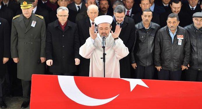 Şehit polis Kızılırmak dualarla uğurlandı