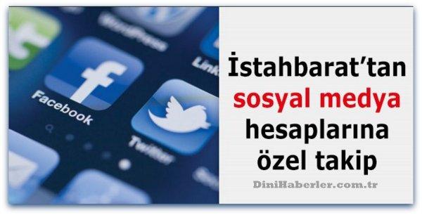 Sosyal Medya Hesaplarına Özel Takip