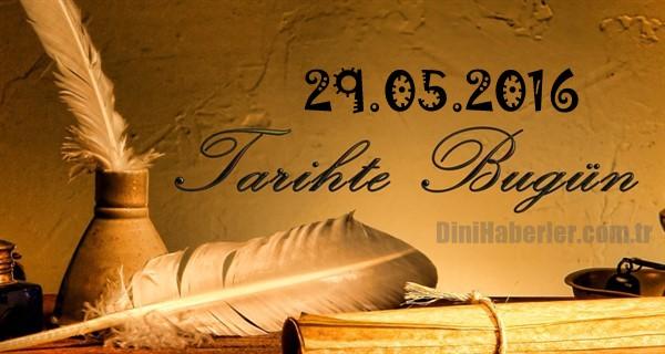 Tarihte bugün: İstanbul fethedildi