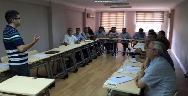 TDV yurtdışı eğitim kurumları personeline seminer