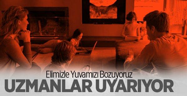 Türk Aile Yapısı Zayıflıyor