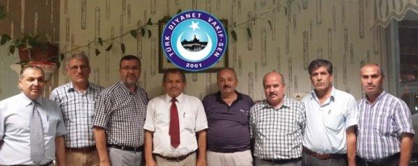 Türk Diyanet Vakıf-Sen'den Basın Açıklaması